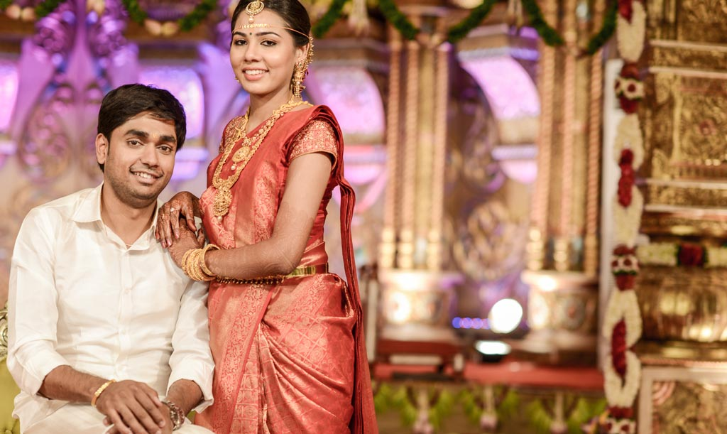 Erode Grand Functions  RAHUL & DEEPIKA