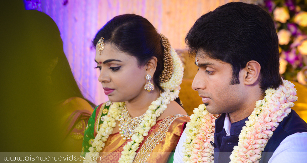 Sundeep & Dhivya - wedding event photographer - Aishwarya Photos & Videos
