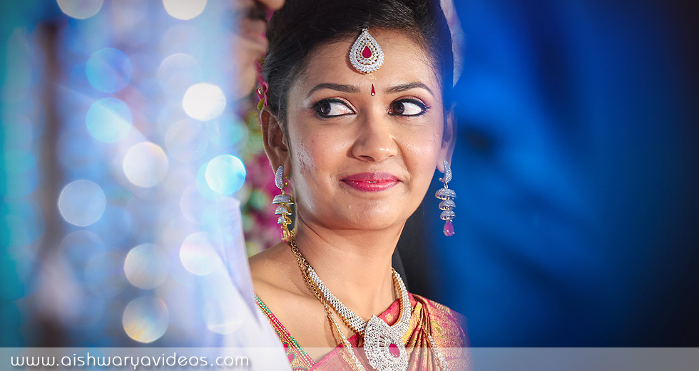 Vivek & Nandhini - wedding event photographer - Aishwarya Photos & Videos