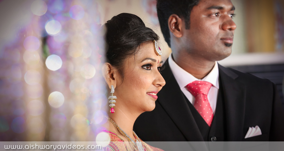 Vivek & Nandhini - wedding photography professional - Aishwarya Photos & Videos