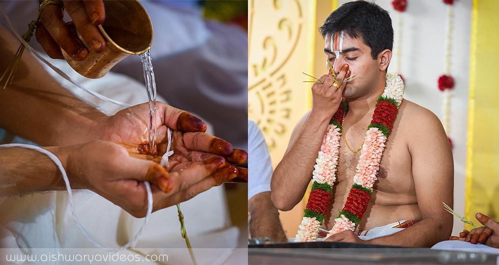 Srinath & Nandhu - wedding videographers - Aishwarya Photos & Videos