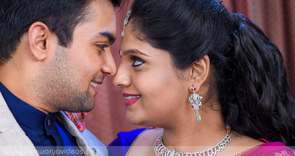 Srinath & Nandhu - candid wedding photographer - Aishwarya Photos & Videos