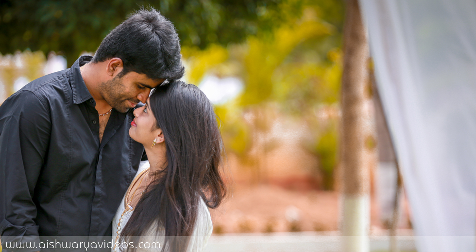 Prabhu & Manjari - wedding videographers - Aishwarya Photos & Videos