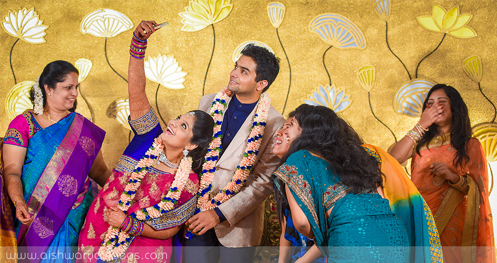 Srinath & Nandhu - wedding photography professional - Aishwarya Photos & Videos