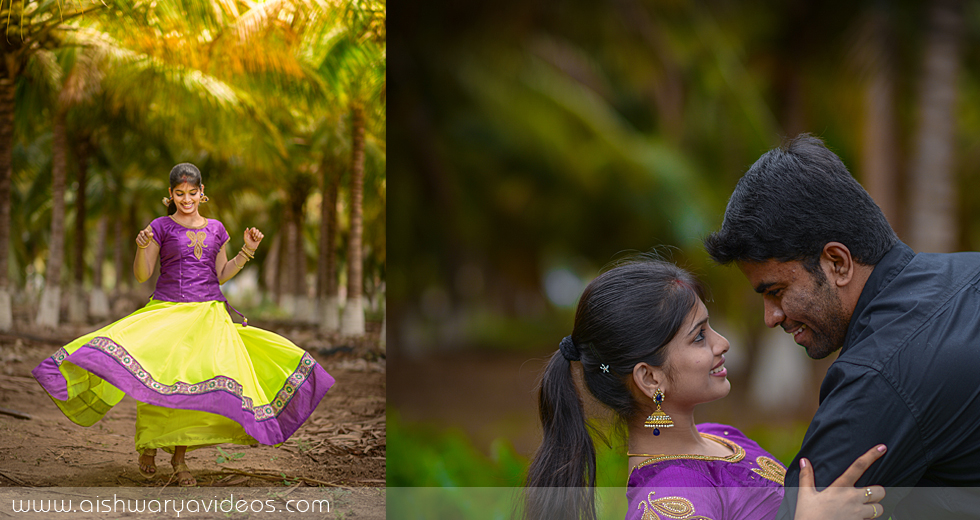 Prabhu & Manjari - wedding photography professional - Aishwarya Photos & Videos