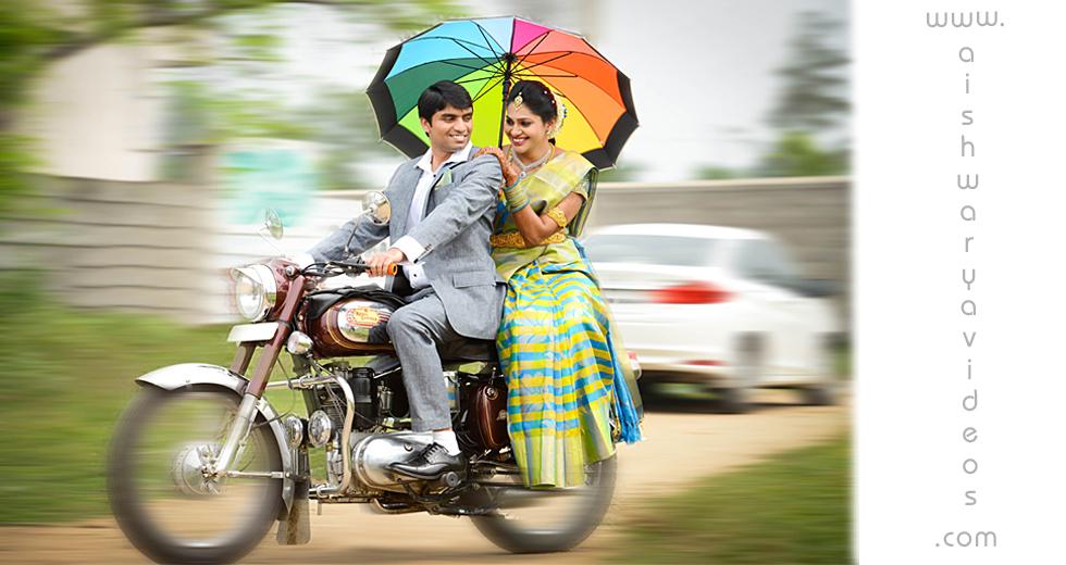 Ashok & Saranya