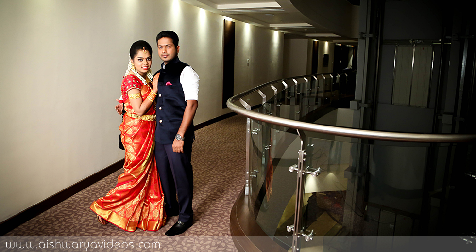 Hariharavarman & Priyadarshini - Engagement Photographer - Aishwarya Photos & Videos