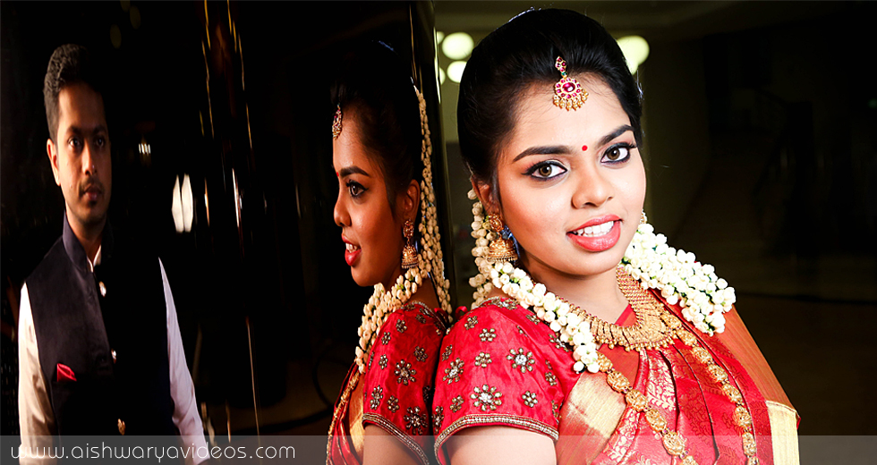 Hariharavarman & Priyadarshini – Engagement