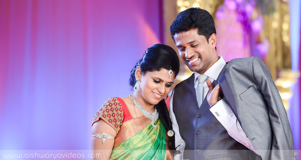Karthikeyan & Ramyanivedhitha - top wedding photographers - Aishwarya Photos & Videos