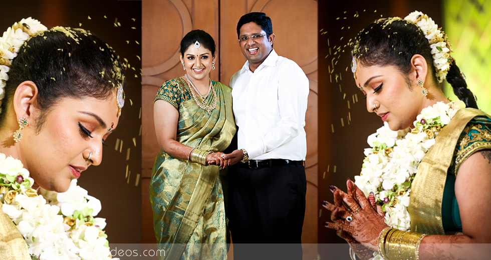 Prem Subbaraj & Shamyuktha Pradeep - Engagement Photographer - Aishwarya Photos & Videos