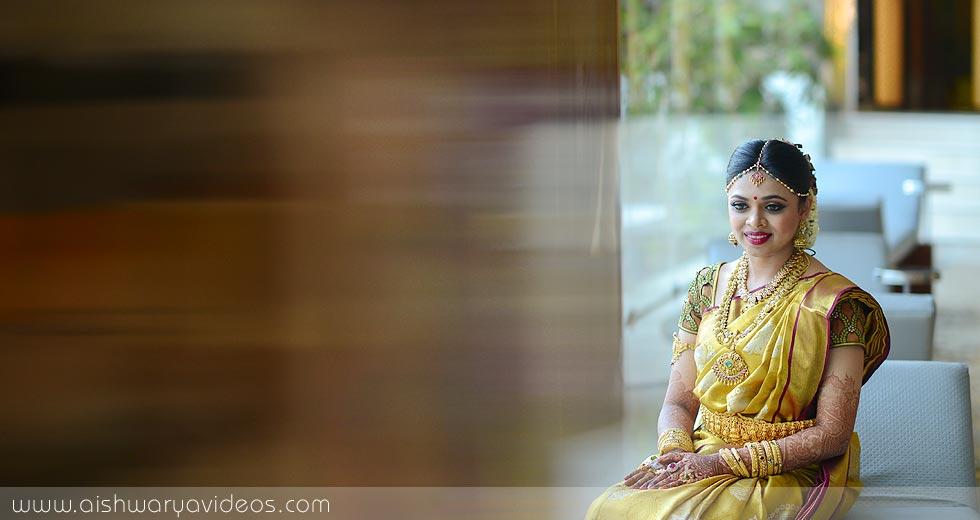 Sundeep & Dhivya - candid wedding photographer - Aishwarya Photos & Videos
