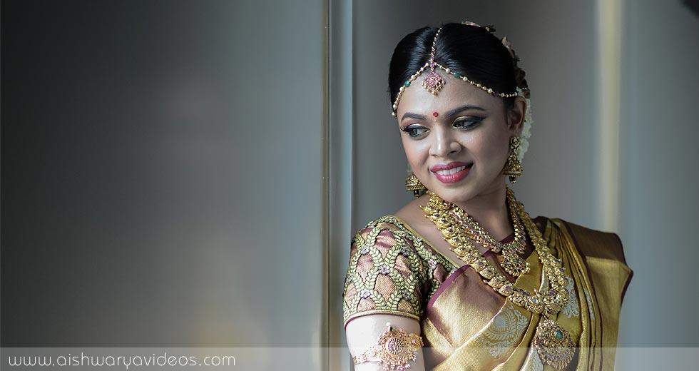 Sundeep & Dhivya - wedding videographers - Aishwarya Photos & Videos