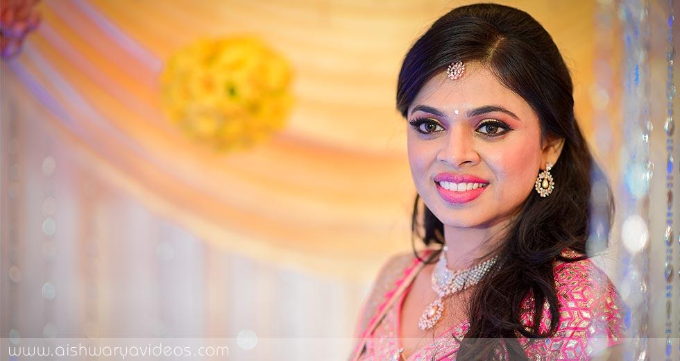 Sundeep & Dhivya - professional marriage photographer - Aishwarya Photos & Videos