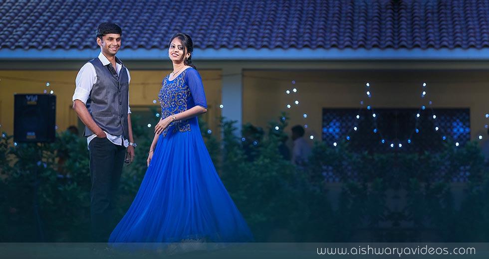 Abhinaya's Mehandi Evening professional marriage photographer - Aishwarya Photos & Videos