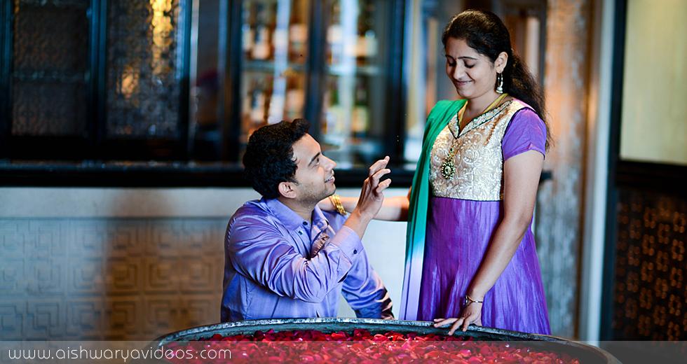 Sarguru Gowtham & Sri Nisha