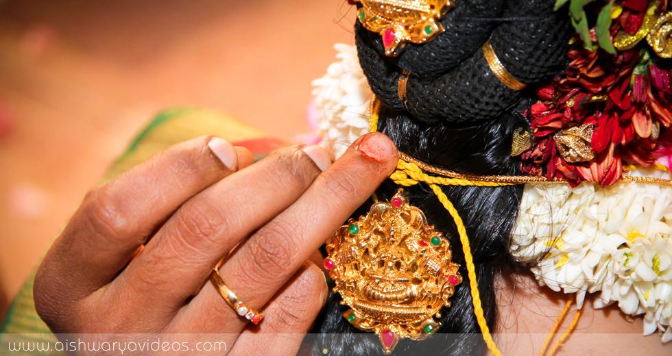 Karthikeyan & Abinaya Sabari