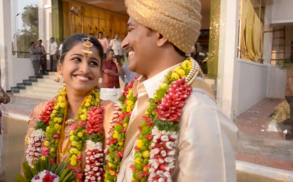Happy Wedding Anniversary | Naveen & Dhivya