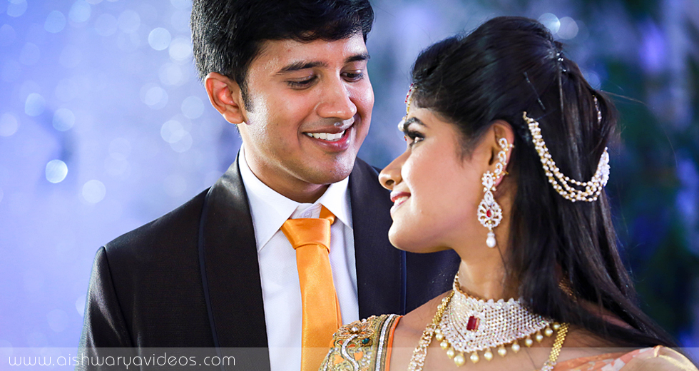 Cibi Vishnu & Nivedha - wedding photography professional - Aishwarya Photos & Videos
