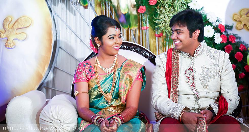 Ashwin Balaji & Kiruthika