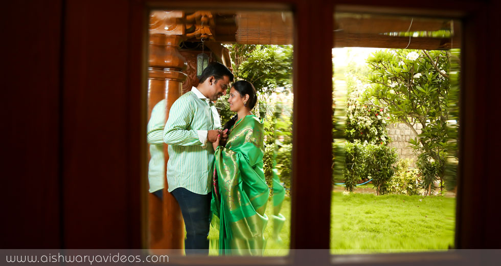 Mahesh Kumar & Saranya - top wedding photographers - Aishwarya Photos & Videos