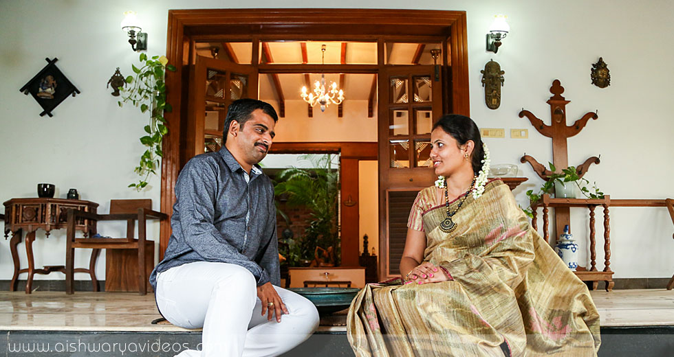 Mahesh Kumar & Saranya - wedding videographers - Aishwarya Photos & Videos