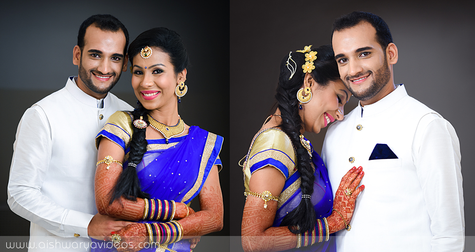 Pinak & Yuva - wedding portrait photographers - Aishwarya Photos & Videos