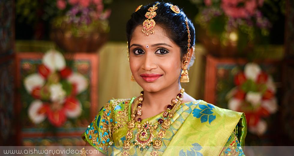 Balamurugan & Kaavyaa - top wedding photographers - Aishwarya Photos & Videos