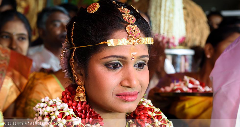 Balamurugan & Kaavyaa - wedding videographers - Aishwarya Photos & Videos