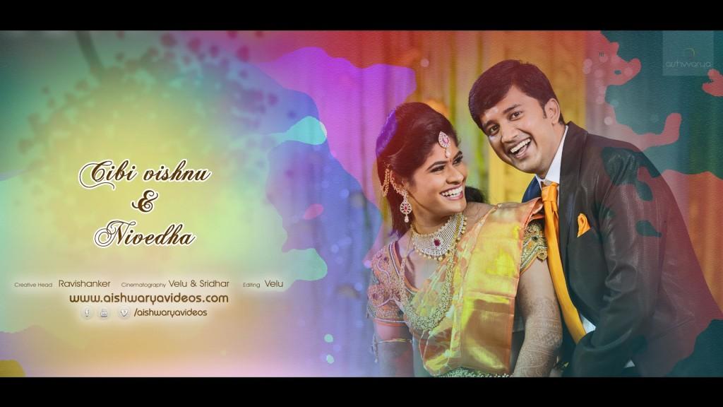 Wedding Films – Cibi Vishnu & Nivedha