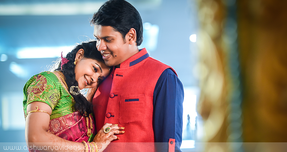Karthik & Dhivyapriya - wedding photography professional - Aishwarya Photos & Videos