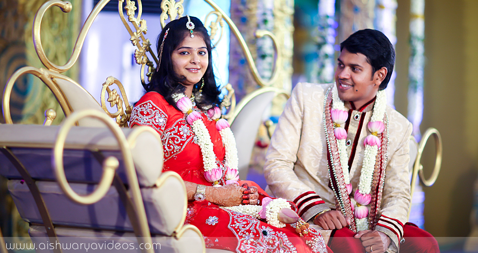 Karthik & Dhivyapriya - wedding event photographer - Aishwarya Photos & Videos