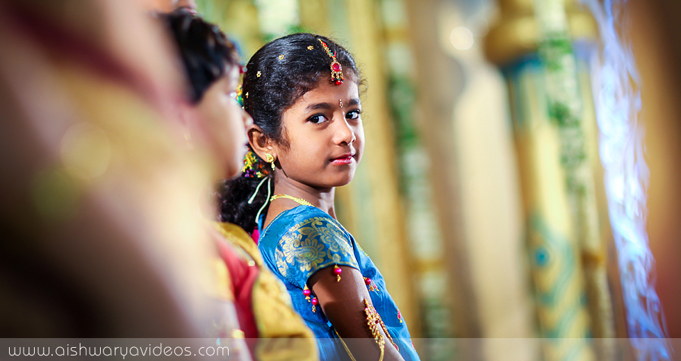 Karthik & Dhivyapriya - professional marriage photographer - Aishwarya Photos & Videos