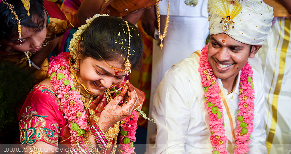 Karthik & Dhivyapriya – Wedding Photography
