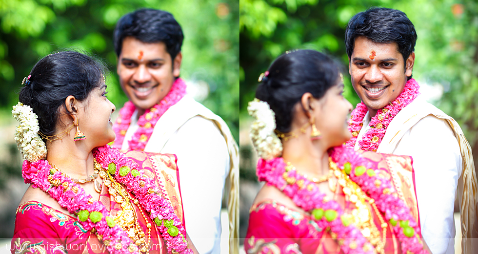 Karthik & Dhivyapriya - wedding photographer - Aishwarya Photos & Videos