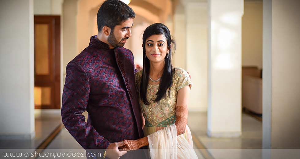 Siva & Shruthi - wedding photography - Aishwarya Photos & Videos