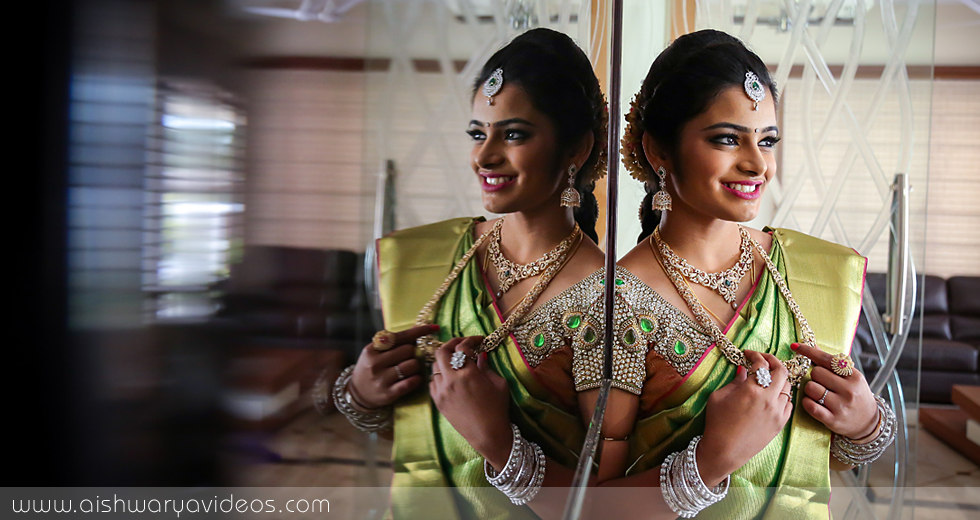Shriramu & Nivetha - wedding videographers - Aishwarya Photos & Videos