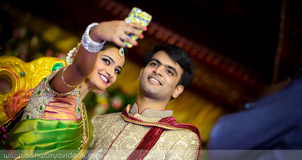 Shriramu & Nivetha - wedding photography professional - Aishwarya Photos & Videos