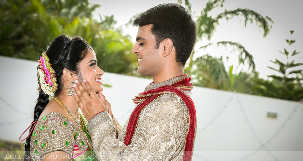 Shriramu & Nivetha - candid wedding photographer - Aishwarya Photos & Videos