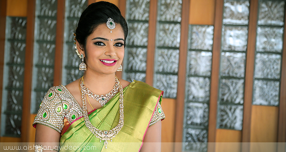 Shriramu & Nivetha - wedding videographers- Aishwarya Photos & Videos