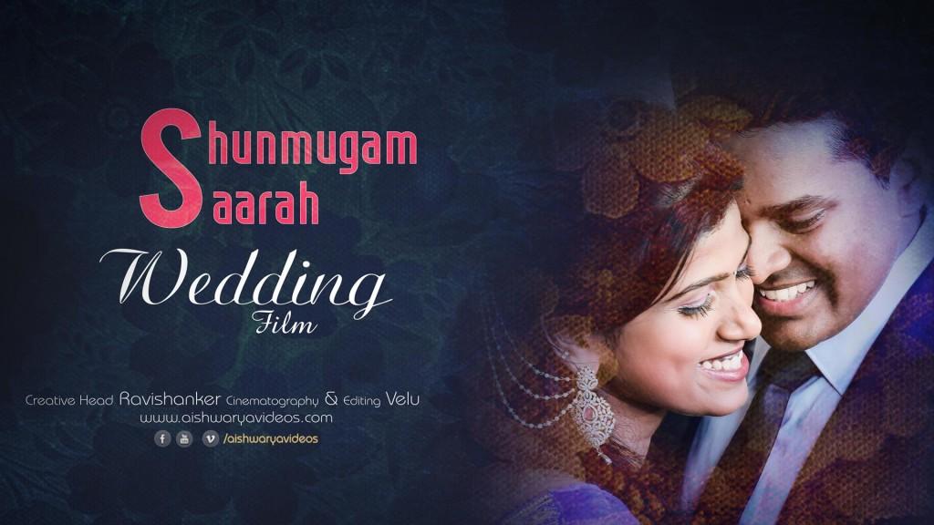 Shunmugam & Sarah | Wedding Film