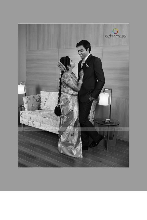 Vinoth & Sugasini - wedding photography professional - Aishwarya Photos & Videos