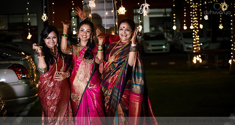 Shankar & Pallavi - Professional marriage photographer