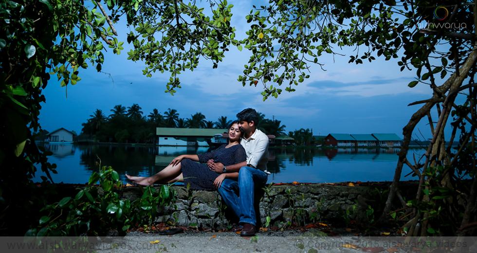 Vishnu & Sowmya - candid wedding photographer - Aishwarya Photos & Videos
