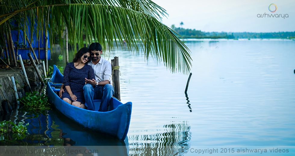 Vishnu & Sowmya – Outdoor Photography