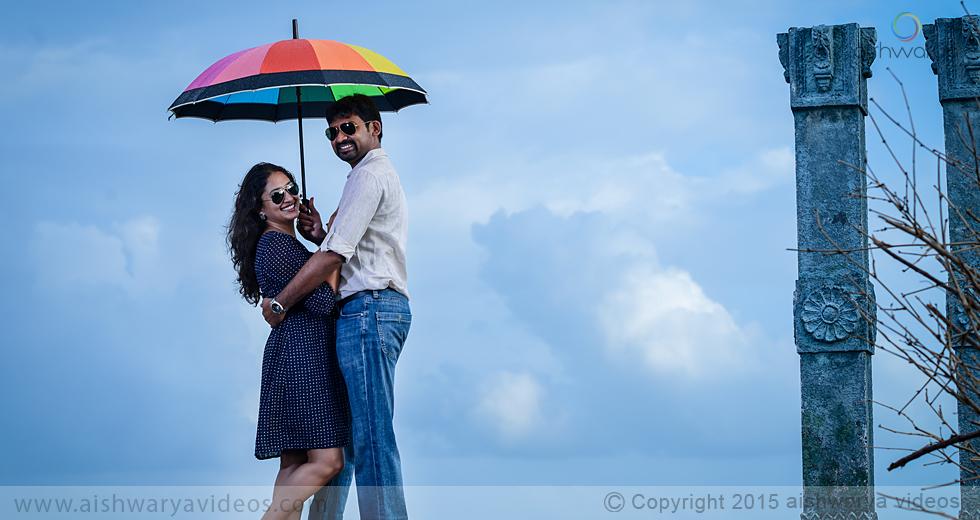Vishnu & Sowmya - top wedding photographers - Aishwarya Photos & Videos