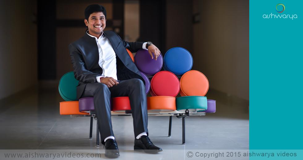 Sundaram & Sathya - Engagement Photographer - Aishwarya Photos & Videos