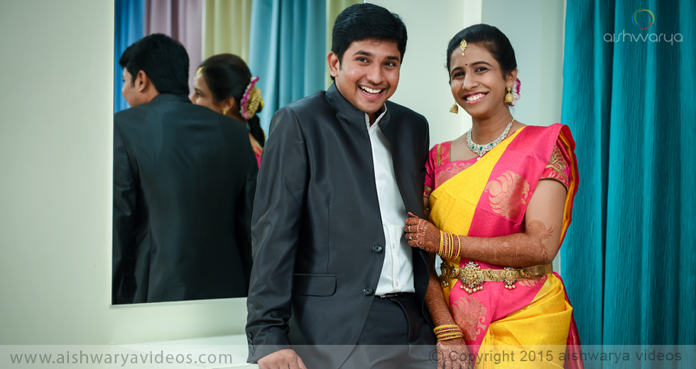 Sundaram & Sathya – Engagement Photography