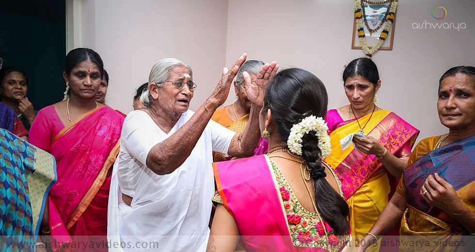 Sundarram & Sathya - wedding photographer - Aishwarya Photos & Videos