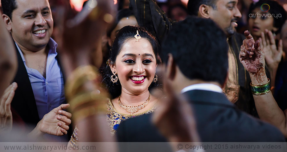 Rajagopal & Nivedha - wedding event photographer - Aishwarya Photos & Videos