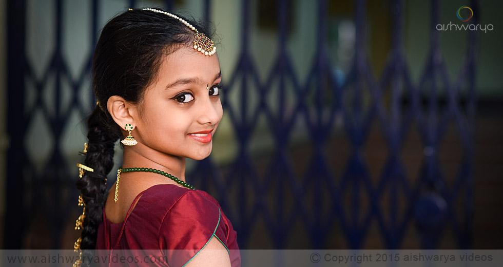 Rajagopal & Nivedha - wedding portrait photographers - Aishwarya Photos & Videos